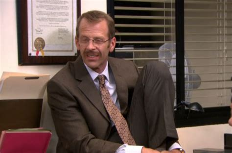 Toby From The Office by The Office Does Movember Toby Paul Lieberstein