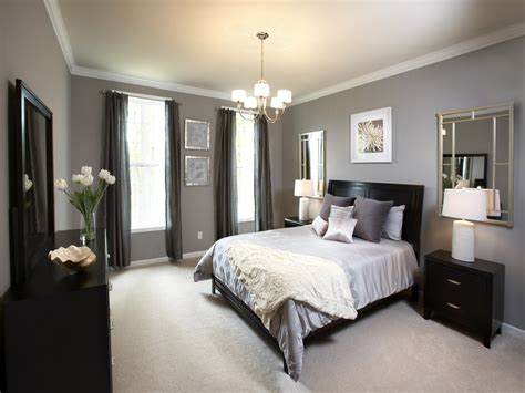 grey color bedroom decorating with gray walls bedroom ideas