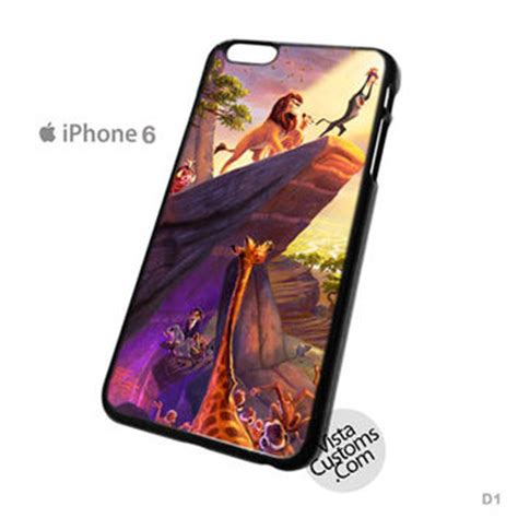 Disney The King Hakuna Matata Iphone 4 4s 5 5s 6 6s 6 Plus hakuna matata king disney phone from vistacustoms
