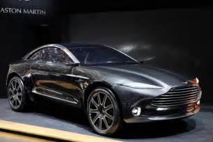 Aston Martin Suv Concept Aston Martin Dbx Concept Previews An All Electric Suv