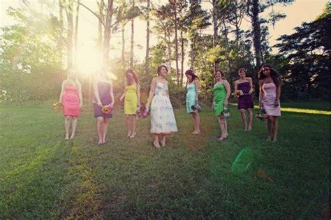 Bridesmaid Dresses Dc Area - capitol nontradition nonmatching bridesmaids dresses