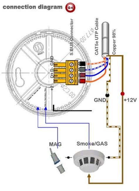 smoke detector diagram interconnected smoke alarms wiring diagram interconnected