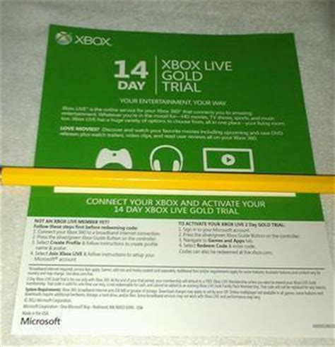 mm xbox live code free xbox live gold 14 days trial code prepaid cards codes listia auctions
