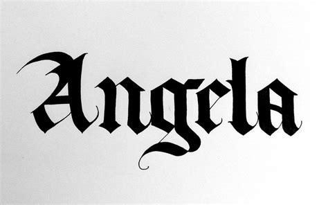 imagenes de letras goticas que digan karen did 225 ctica de la tipograf 237 a ii aprendizaje de la