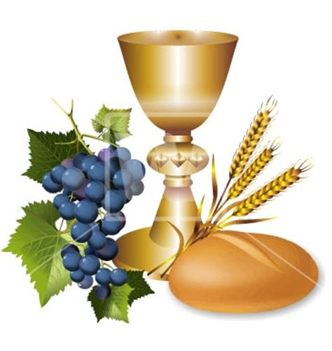 christian communion vector welcomia imagery stock