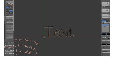 templates per blender how to make text tracing animation blender help query