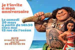 lovely Carte De Bonne Annee A Imprimer #3: vaiana-invitation-anniversaire-4.jpg