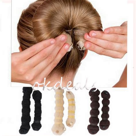 allie express hair buns aliexpress com buy 1 set women girl magic style hair