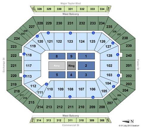 Palace Of Auburn Hills Floor Plan by Worcester Dcu Center Seating Chart