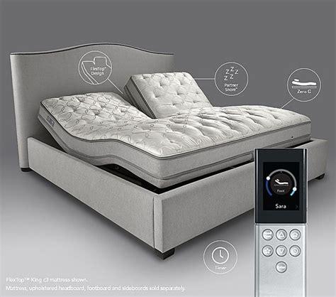 flexfit 2 adjustable base snoring feature flextop king 2 999 furniture sleep number bed