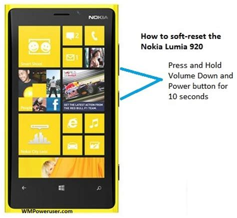 resetting a nokia windows phone how to soft reset the nokia lumia 920 mspoweruser
