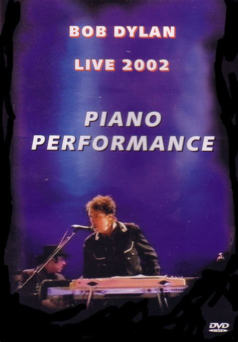 bob live performance bob live 2002 piano performance 1dvd giginjapan