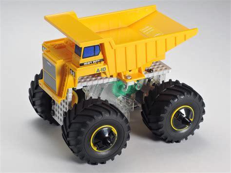 Tamiya 17013 Mini 4wd Mammoth Dump Truck 1 32 friction power unit