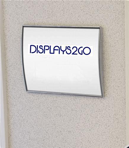 Door Sign Holder by 8 5 X 11 Door Safety Signage