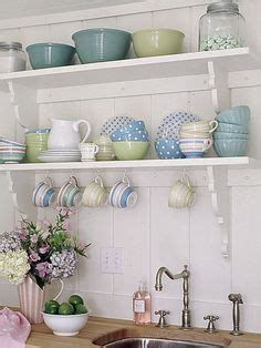 shabby chic kitchen shelving 1000 images about shabby chic kitchen on