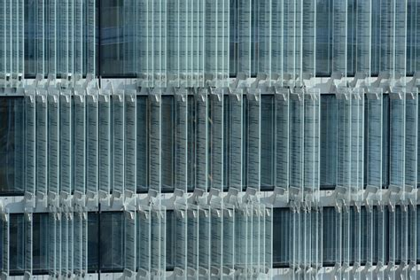 glass facades this building saves energy with a pioneering triple layer
