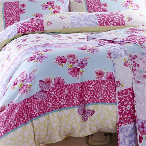 Patchwork Duvet Cover Uk - patchwork duvet set duvet sets bedding