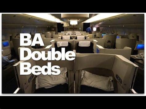 business class british airways flight ba club world