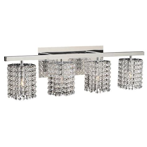 bathroom crystal light fixtures plc lighting 72196 pc bathroom lighting rigga