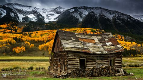 Crested Butte Cabins by The Cabin In Crested Butte By Kkart On Deviantart