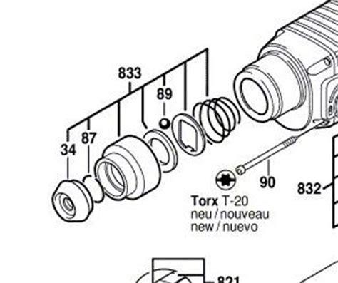 Bor Bosch Gbh 2 24 bosch gbh 2 24 dsr problem z uchwytem sds elektroda pl