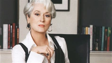 meryl streep as miranda priestly in devil wears prada meryl streep miranda priestly the devil wears prada