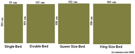 King Size Bed In Inches India Bed Sizes Single And King Take Your