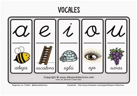 imagenes educativas las vocales 1001 im 225 genes para trabajar las vocales orientacion andujar