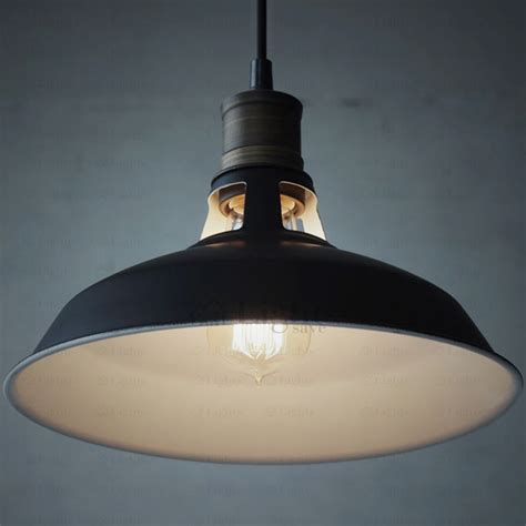 simple pendant light simple design country black industrial pendant light