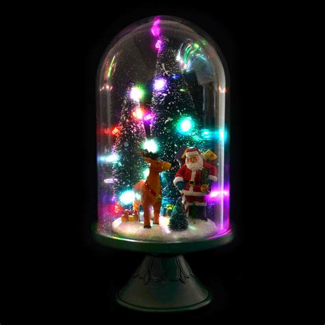 Large Glass Dome Christmas Ornament Room Decoration Light Light Decoration Company