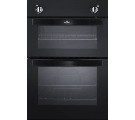 Oven Gas 2 Jutaan buy new world nw901g gas oven black free delivery currys