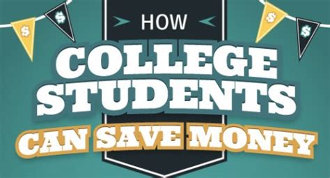 10 Ways To Save Money For College by 10 Ways To Save Money In College