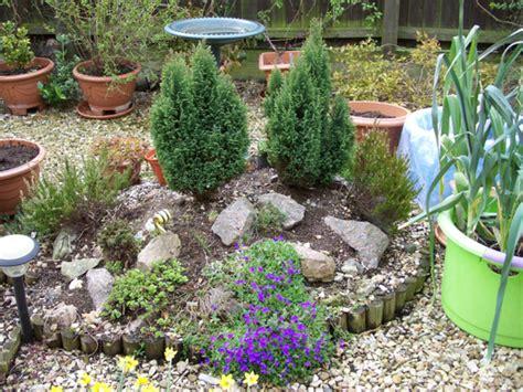 Small Garden Rockery Ideas Rockery Grows On You