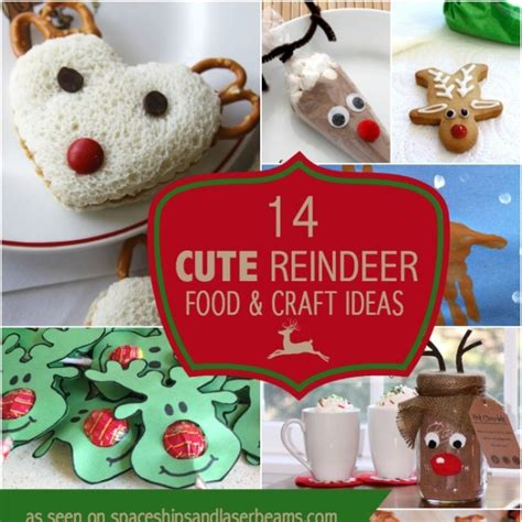 reindeer food craft project 14 reindeer craft and food ideas will