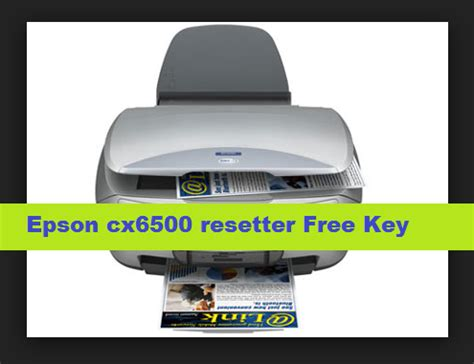 free download resetter epson l200 resetter epson gratis how to reset the epson cx6500