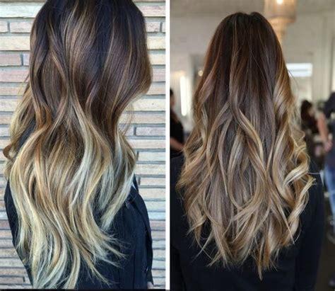 colores de pelo para morochas 2017 mechas californianas 2017 ideas para morenas casta 241 as y