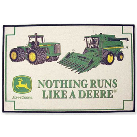 john deere rug john deere tractor rug