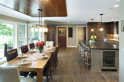 Heathcote Cottage by Heathcote Cottage Country Dining Room Minneapolis