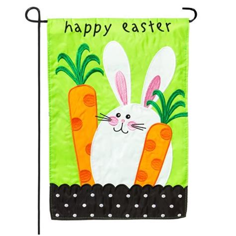 easter garden flag happy easter garden flag flags on sale clearance