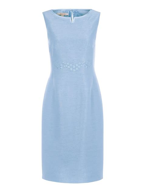 Light Blue Shift Dress by Jacques Vert Cornflower Shift Dress In Blue Light Blue