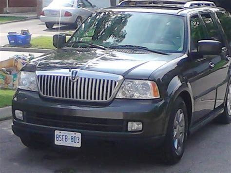 purchase used 2005 lincoln navigator 7 seater suv in