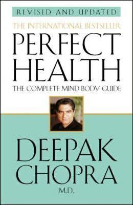perfectly yourself new and revised edition books health revised edition deepak chopra
