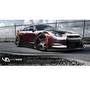 Nissan GTR R35 Sports/Tuner Package By Yasiddesign On