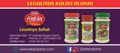 Kaldu Alania Non Msg kaldu alania kaldu alania lezatnya sehat