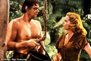 actress in tazan does not know where tarzan goes actress brenda joyce who played jane in the 1940 tarzan