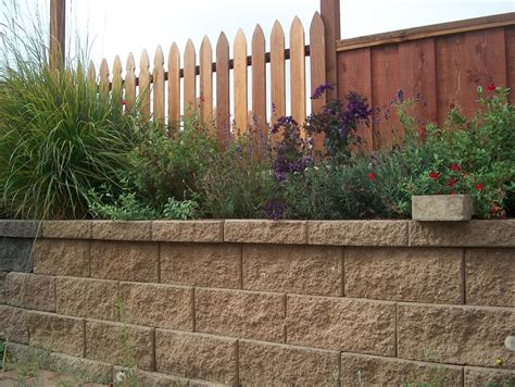 Sf Garden Supply by Square Foot Retaining Wall Picket Fence Yelp