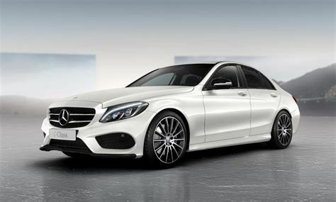 mercedes benz  class night package