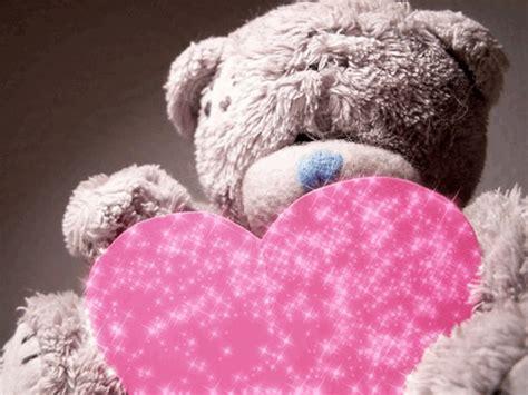 gifs de amor lindos ositos tierno de amor con lindas frases para dedicar y