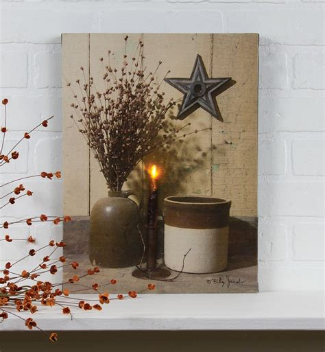 radiance flickering light canvas radiance lighted canvas billy jacobs crocks and stars