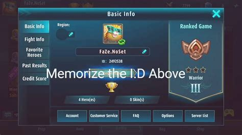 change mobile legend how to change server in mobile legends easy way legit
